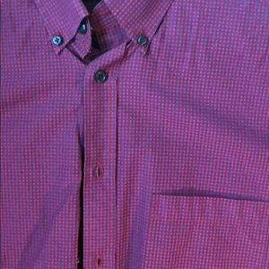Shirts - Men's long sleeve dress shirt button down